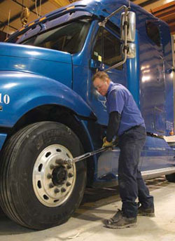Wheel-Ends: Torque your nuts - Maintenance - Trucking Info