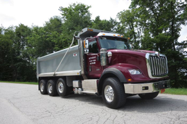 Test Drive: Is International's HX620 the Driver's Vocational Truck?