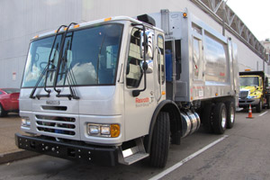 Hydraulic Hybrids: Ride-and-Drive Report From Work Truck Show