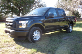 'Lightweighting' the F-150 Brings More Performance, Economy, Payload