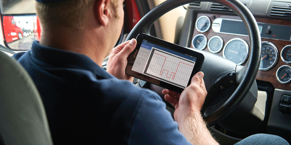Despite how easy it is to install electronic logging devices and having the ability to use an...