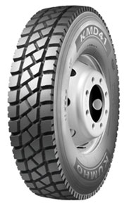 The KMD41 is designed for on- and off-road applications such as refuse, construction and mining and logging.