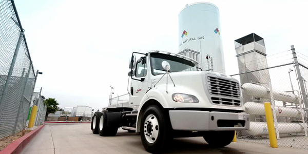 Ryder's natural gas fleet of more than 500 natural gas vehicles has travelled more than 20...