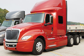 Test Drive: International's Driver-Centric LT