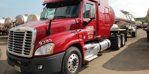 Langer Transport, headquartered in Jersey City, N.J., recently deployed Omnitracs' MPC50 in-cab...