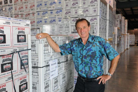 Q&A: Forrest Lucas on Starting and Building Lucas Oil Products