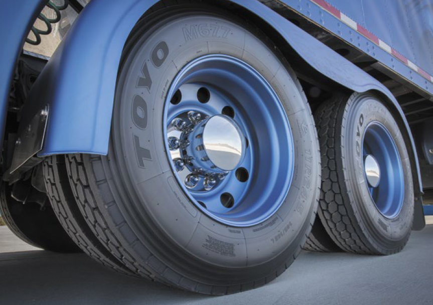 No Tariffs, No Certainty for Truck Tires