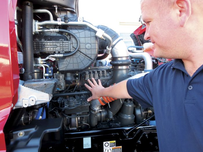Test Drive: New MX-11 Engine Performs for Peterbilt
