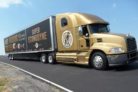Test Drive: Mack's SuperEconodyne Can Lug Down Low for Fuel Savings