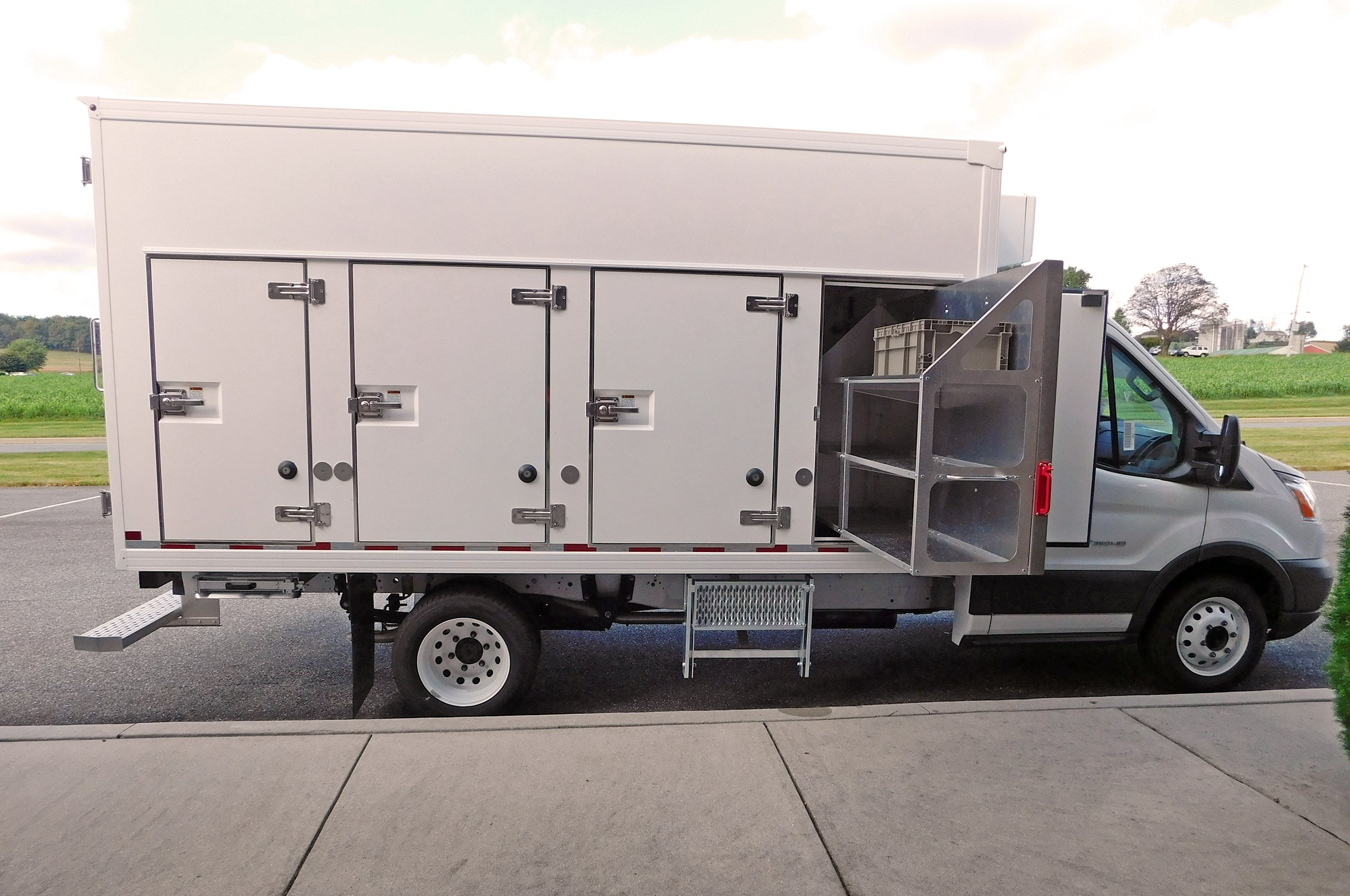 How Home Delivery and Fresh Foods are Changing Refrigerated Transport