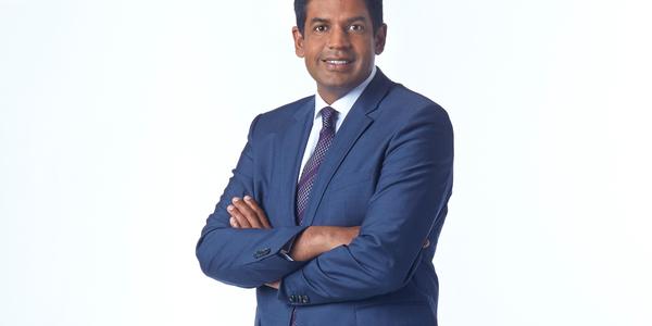 Chris Villavarayan. Photo courtesy Meritor.