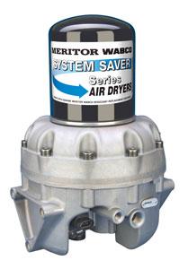 Meritor Wabco has enhanced its System Saver 1200 Plus air dryer.