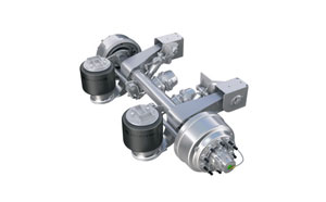 Meritor announced two low mount models for their trailer suspension series.