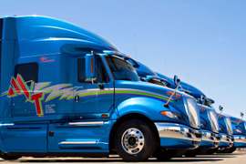 Mesilla Valley Transportation Swears by Its B20 Biodiesel Blend