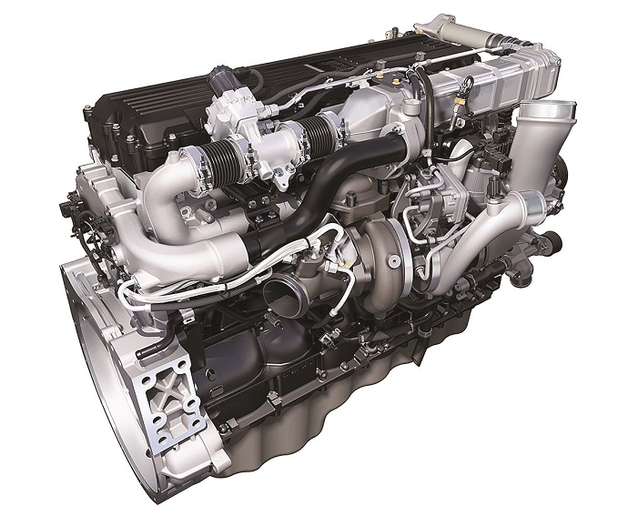 Navistar A26 engine -