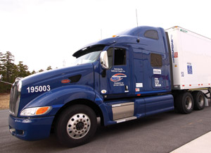At NFI, fuel efficiency is a company-wide effort; everyone pitches in.