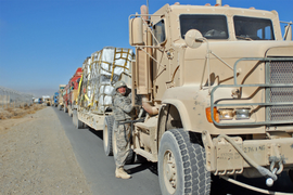 Veterans in the Driver's Seat