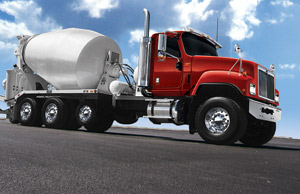 Navistar Adds Integrated Mixer Trucks Using Continental