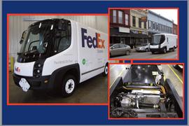 Navistar's Electric Truck Named 'eStar,' Production Begun in Indiana RV Plant