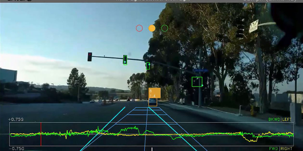 Camera safety systems can now provide a host of information to fleets, including event-recording...