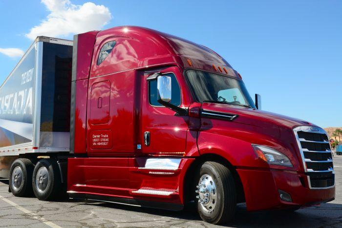 Test Drive: Freightliner's 'New' Cascadia - Equipment - Trucking Info