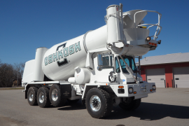 Test Drive: Oshkosh S-Series Mixer