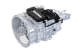 Test Drive: Paccar's New Automated Transmission