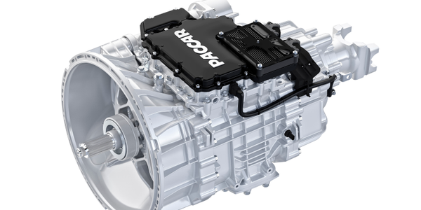 The Paccar Automated Transmission: 12 forward gears and two reverse packed into a 657-pound...