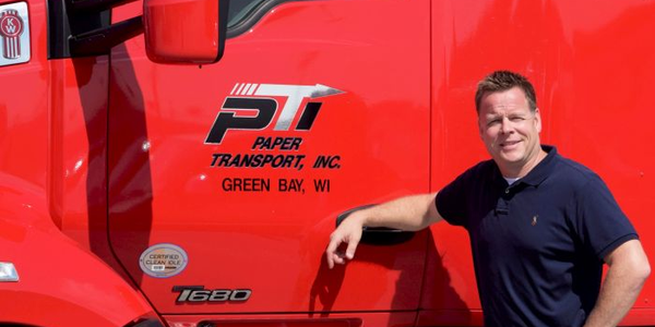 Safety & Compliance Award winner Ken Marvenko owes some of the success of his fleet safety...