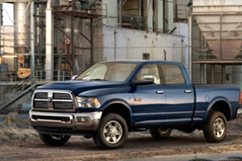 Pickups Update: Engine Advances Up Fuel Economy