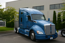 Quick Spin: Paccar's New Powertrain