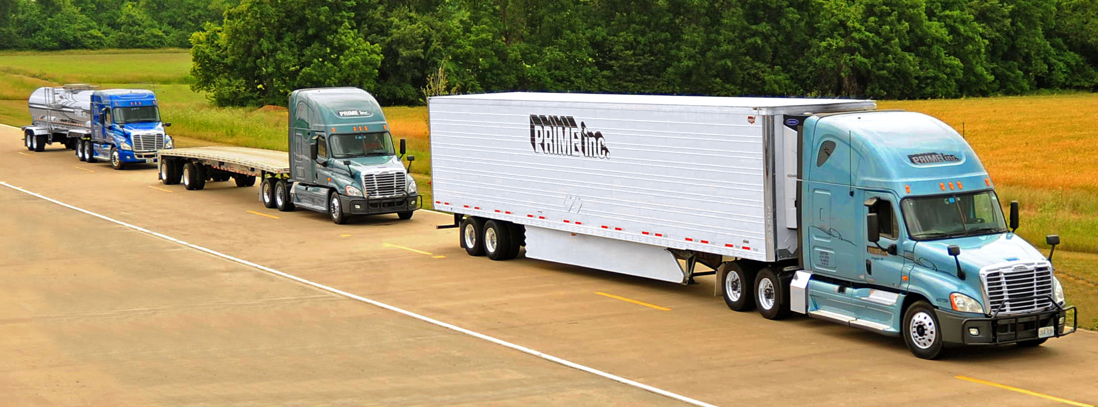 Prime Inc Uses Apus Innovative Tanker System To Cut Idle Costs Freight Truck Fuel Pump Smarts Trucking Info