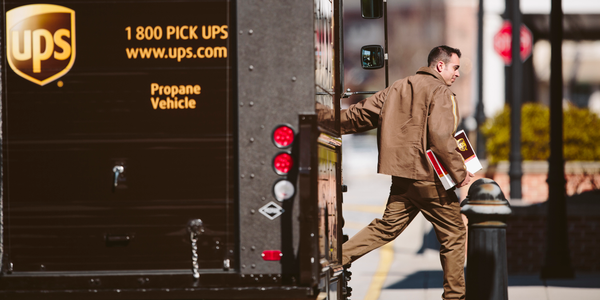 UPS is among the companies that are committed to exploring alternative fuels and drivetrains....