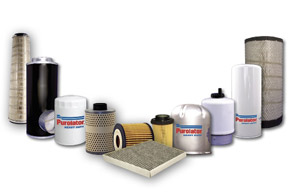 Purolator's expanded line of filters includes coverage for cabin air filters.