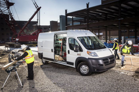 The Reinvigorated Cargo Van Market