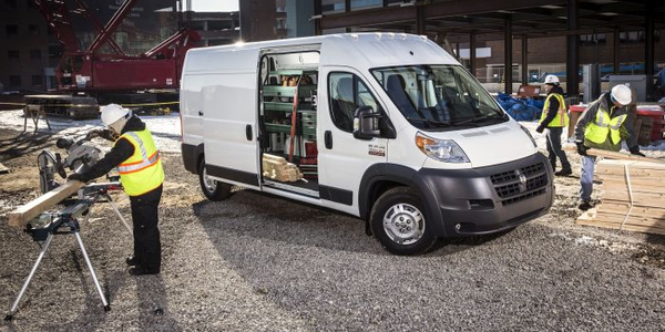 Based on the high-selling Fiat Doblo, the Ram Promaster will offer an 1,833-pound payload,...