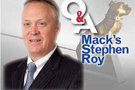 Q&A: Mack's Stephen Roy Talks About Service, Market Share