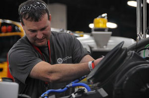 Rush Truck Centers Technicians Test Skills in Rodeo
