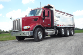 Test Drive: Peterbilt 567 - Driver's Delight