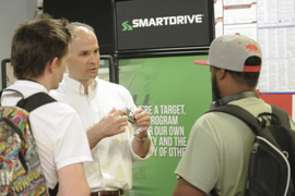 Knight Keeps Drivers Covered With SmartDrive's Video-Safety Program