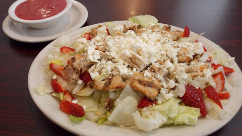 A big challenge for drivers who want to eat healthy meals is just getting past the typical...