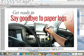 Get Ready to Say Goodbye to Paper Logs