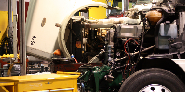 Study Explores Maintenance and Equipment Buying at Fleets