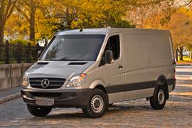 Cargo Van Update: Alternatives Spark Interest, But Diesel's Not Dead
