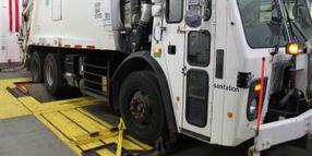 Engine Stop-Start System Saves Fuel for New York's Trash Trucks