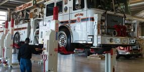 7 Steps to Safely Lifting Heavy-Duty Work Vehicles
