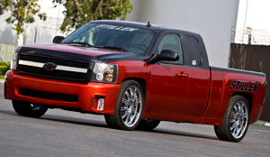 The new Stillen body kits are made of high quality urethane.