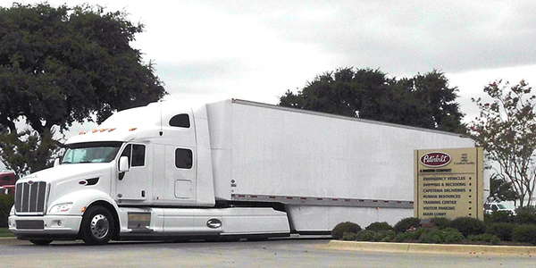 Kaufman cited the SuperTruck, a project being done with the Department of Energy by Peterbilt,...