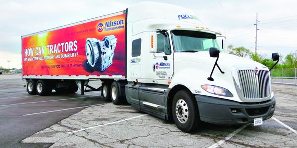 Test Drive: Allison's TC10 Automatic Transmission