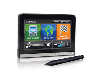 Rand McNally Updates Software for IntelliRoute TND 510